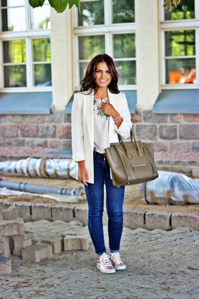 White Blazer Part II –