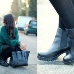 Chelsea Ankle Boots via Dune London