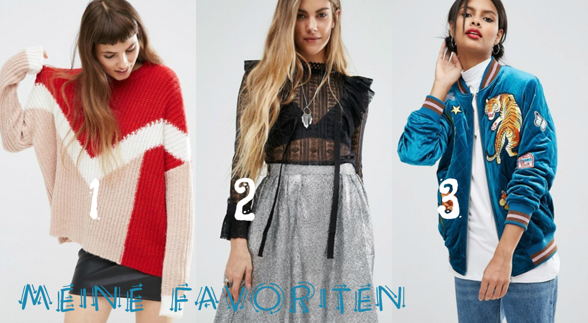 asos favoriten